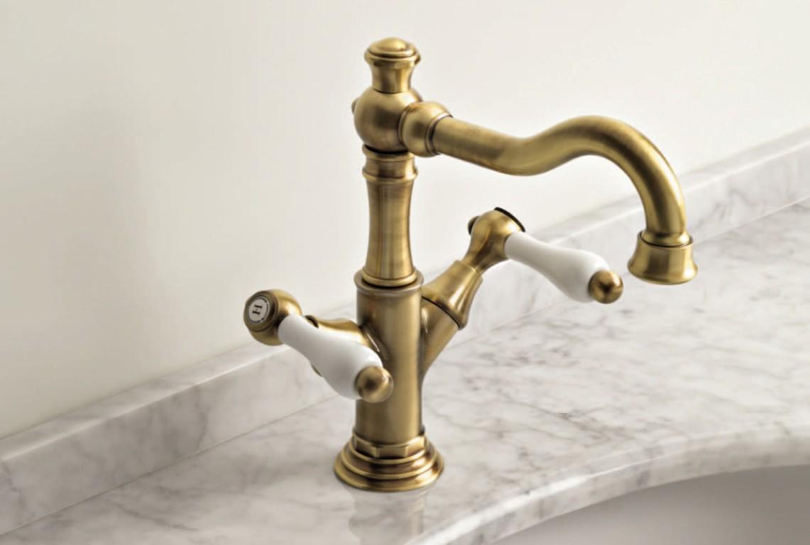 Limoges-monoforo-lavabo-bronzo
